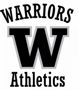 Warrior Athletics at High Tech Early College logo