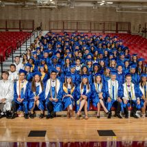 Please click on the link below to see pictures of the Commencement Ceremony for the amazing Class of 2017
